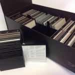 scatole porta campioni